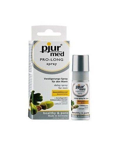 Spray Retardante Pjur Med...