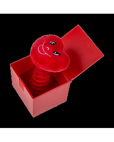 Caja Corazón 8 x 6 cm.