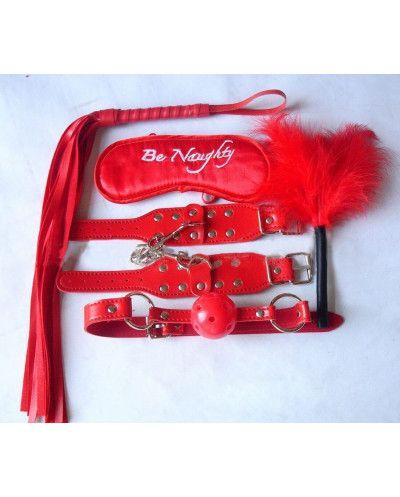 Kit BDSM Red - Lovelyplay