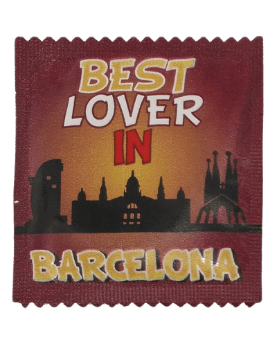 Condón Best Lover In Barcelona