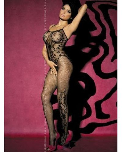 Bodystocking Abierto F205...