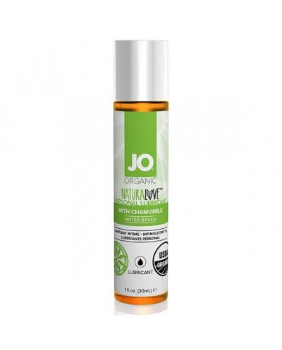 System JO - Lubricante Orgánico Natural Love 30 ml