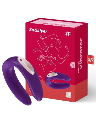 Satisfyer Vibrador para Parejas Partner Plus -Versión 20