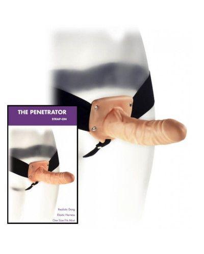 Arnes Con Dildo Realistico Kinx The Penetrator Carne 15 cm