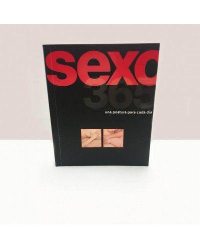 Libro 365 Sexo: Una Postura...
