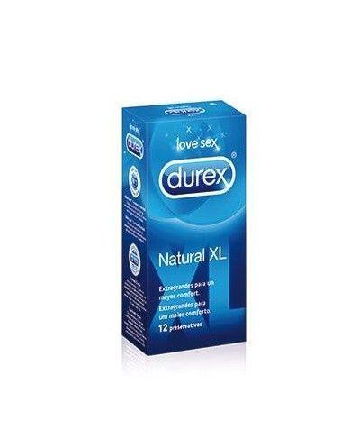 Preservativo Durex Natural...