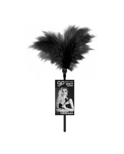 Plumero Gp Small Feather Tickler Negro 32 Cm - Guilty...