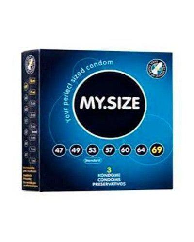 Preservativo My Size 69 mm 3 Unidades