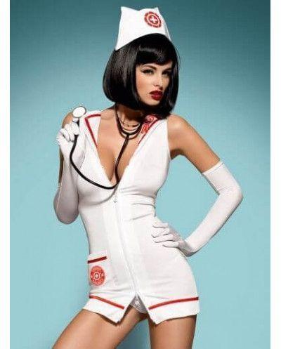 Disfraz 4 Piezas Enfermera...